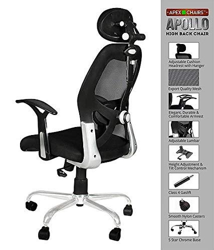 APEX Chairs™ Apollo Chrome